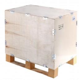 Shipping wood box