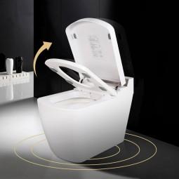 Smart Toilet white