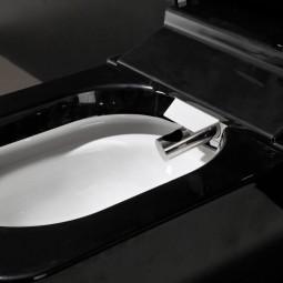 Retrete con chorro de agua