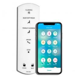 Inodoro con Mando y App S300