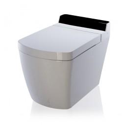 Soft and black toilet VOGO
