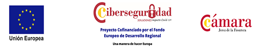 Comunidad Económica Europea, Diputación de Cádiz - Empleo, Cámara de Comercio de España, Cámara de Comercio de Jerez de la Frontera